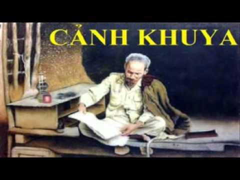 phat bieu cam nghi bai canh khuya cua ho chi minh - Phát biểu cảm nghĩ bài Cảnh khuya của Hồ Chí Minh