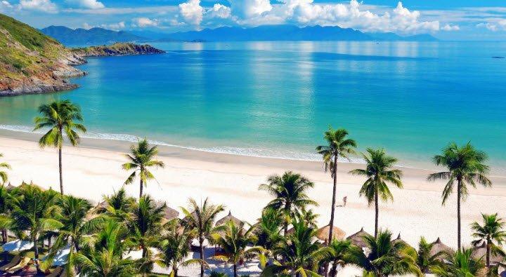 ta canh bien nha trang hay nhat - Tả cảnh biển Nha Trang hay nhất