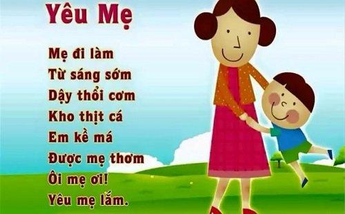 nhung bai tho ve me hay y nghia viet ve cong on sinh thanh 11 - Những bài thơ về mẹ hay, ý nghĩa viết về công ơn sinh thành