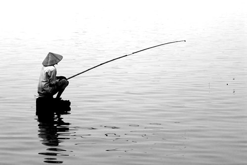 phan tich bai tho cau ca mua thu cua nguyen khuyen cua hoc sinh gioi - Phân tích bài thơ Câu cá mùa thu của Nguyễn Khuyến của học sinh giỏi